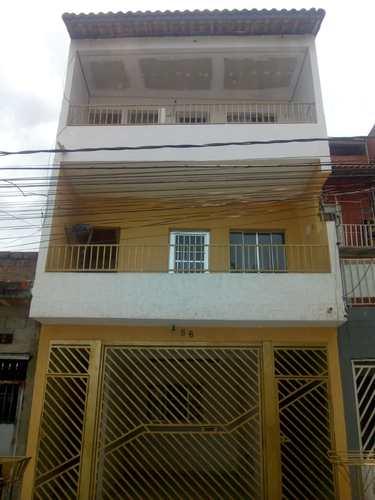 Casa, código 1068 em Jandira, bairro Mirante de Jandira