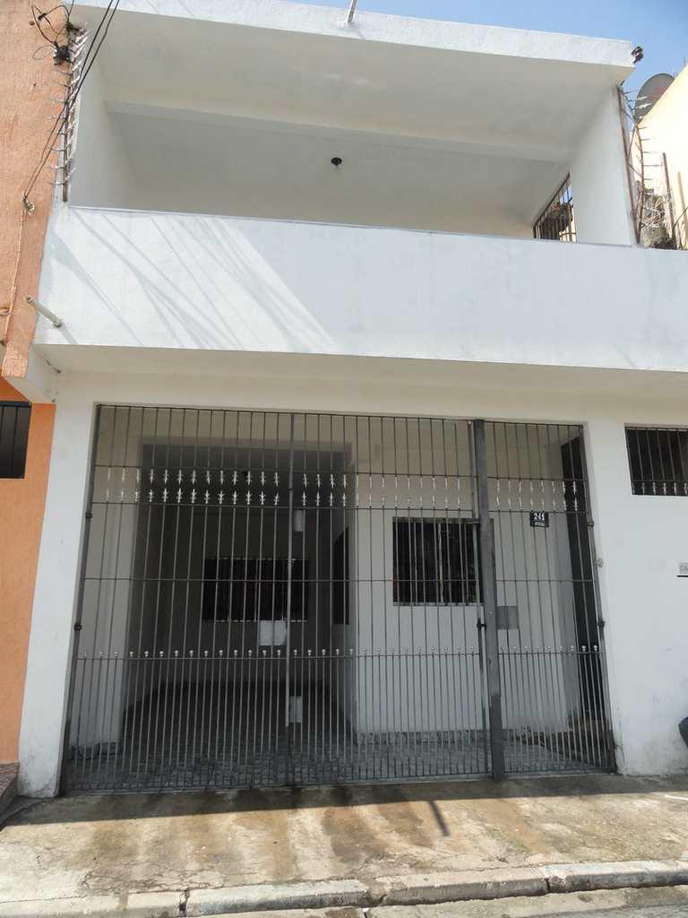 Casa em Barueri, no bairro Jardim Silveira