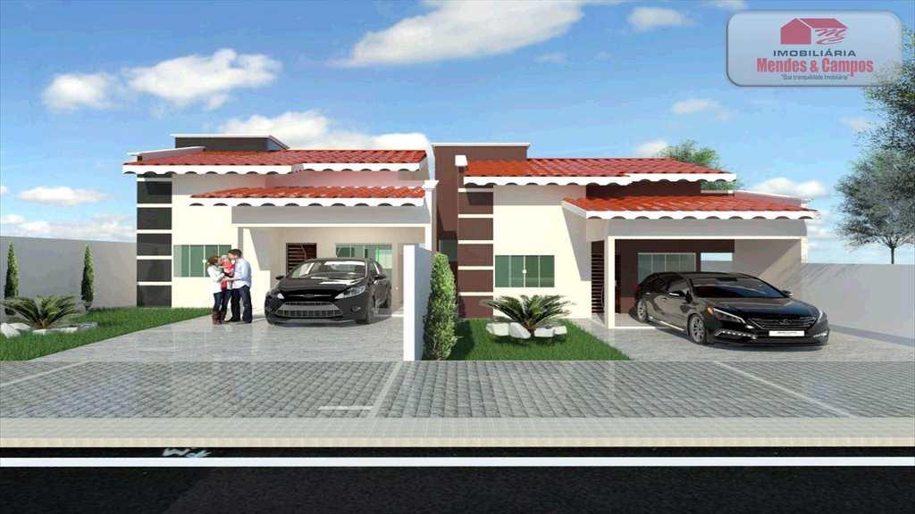 Casa em Ariquemes, bairro Jardim das Palmeiras