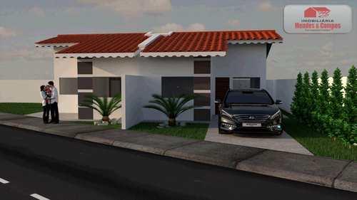 Casa, código 3075 em Ariquemes, bairro Apoio Rodoviário Sul
