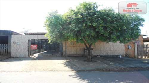 Casa, código 3022 em Ariquemes, bairro Setor 10