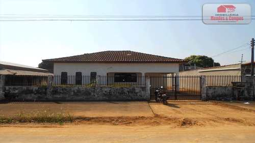 Casa, código 3017 em Ariquemes, bairro Parque das Gemas