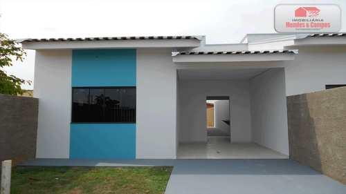 Casa, código 2988 em Ariquemes, bairro Jardim América