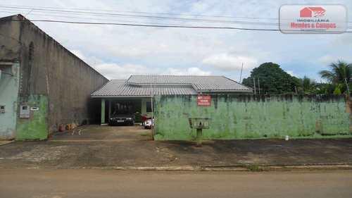Casa, código 2910 em Ariquemes, bairro Setor 02