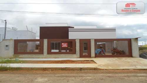 Casa, código 2898 em Ariquemes, bairro Jardim Paraná