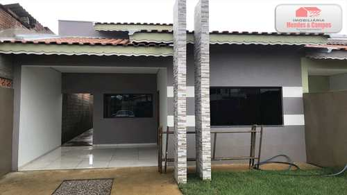 Casa, código 2862 em Ariquemes, bairro Setor 06
