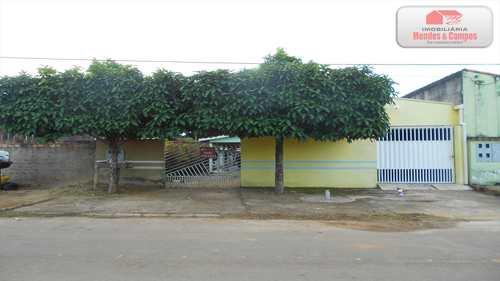 Casa, código 2847 em Ariquemes, bairro Setor 06