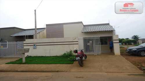Casa, código 809 em Ariquemes, bairro Jardim das Palmeiras