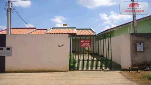 Casa, código 795 em Ariquemes, bairro Residencial Alvorada