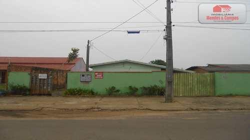 Casa, código 736 em Ariquemes, bairro Setor 03