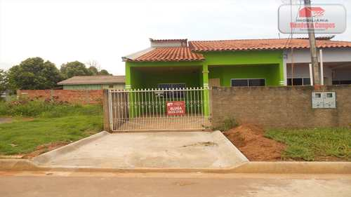 Casa, código 701 em Ariquemes, bairro Nova União 03
