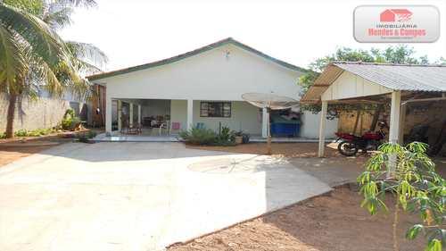 Casa, código 668 em Ariquemes, bairro Parque das Gemas