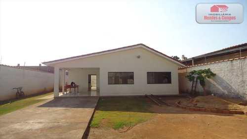 Casa, código 624 em Ariquemes, bairro Setor 06