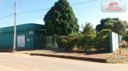 Casa, código 617 em Ariquemes, bairro Setor 02