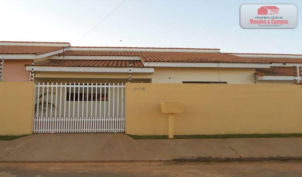 Casa em Ariquemes, bairro Jardim América
