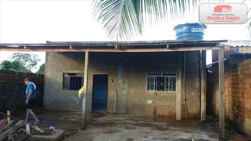 Casa, código 2835 em Ariquemes, bairro Jardim Jorge Teixeira