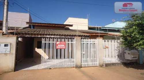 Casa, código 550 em Ariquemes, bairro Parque das Gemas