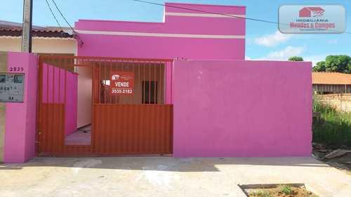 Casa, código 526 em Ariquemes, bairro Jardim Paulista