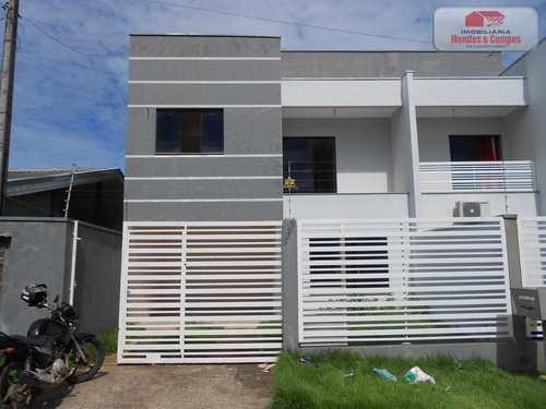 Apartamento, código 522 em Ariquemes, bairro Bnh