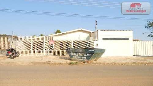 Casa, código 517 em Ariquemes, bairro Setor 02