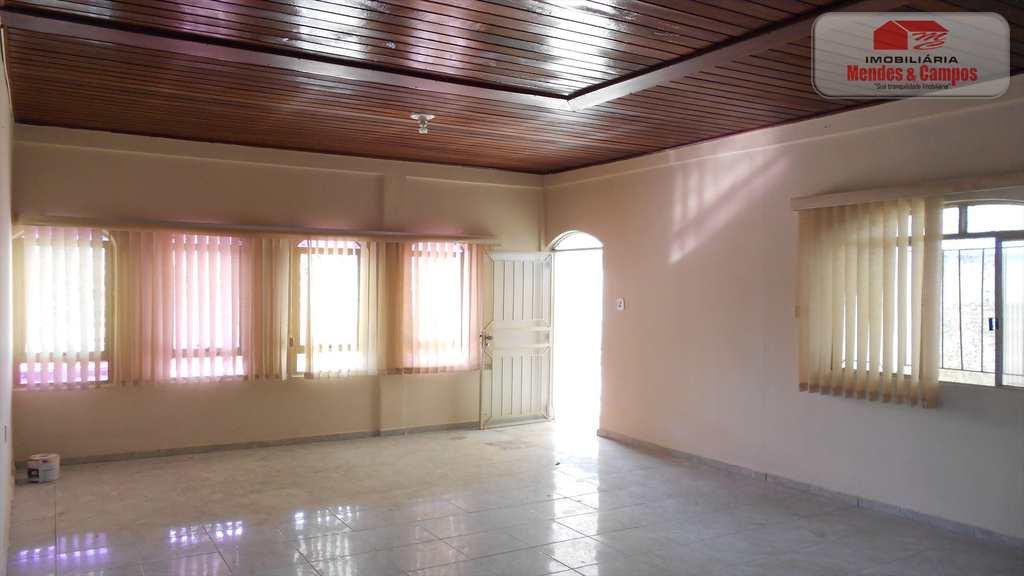 Casa em Ariquemes, bairro Setor 02