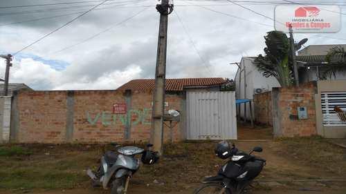 Casa, código 498 em Ariquemes, bairro Jardim Paulista