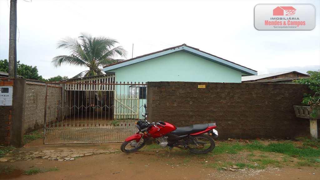 Casa em Ariquemes, no bairro Setor 09