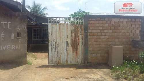 Casa, código 374 em Ariquemes, bairro Jardim América