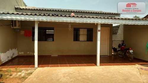 Casa, código 347 em Ariquemes, bairro Parque das Gemas