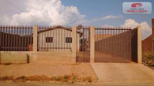 Casa, código 302 em Ariquemes, bairro Apoio Rodoviário Sul