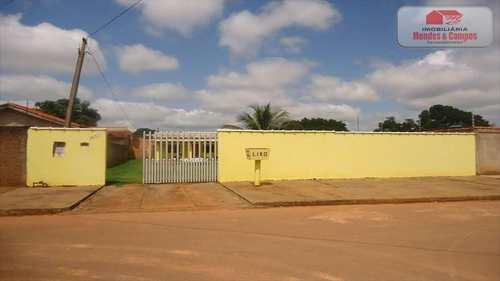 Casa, código 298 em Ariquemes, bairro Parque das Gemas