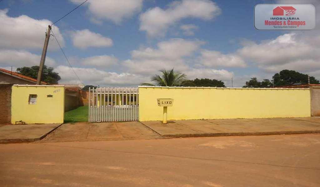 Casa em Ariquemes, bairro Parque das Gemas