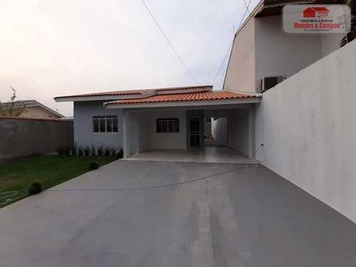 Casa, código 275 em Ariquemes, bairro Jardim Paulista