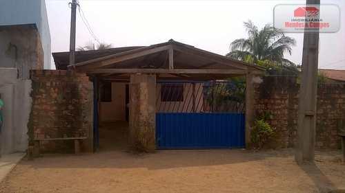 Casa, código 218 em Ariquemes, bairro Loteamento Renascer