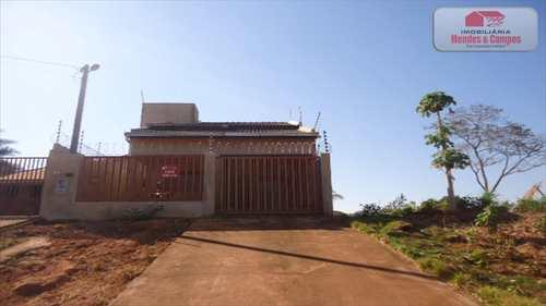 Casa, código 203 em Ariquemes, bairro Jardim Jorge Teixeira