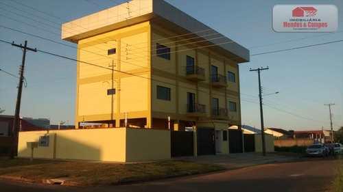 Apartamento, código 201 em Ariquemes, bairro Jardim Paulista