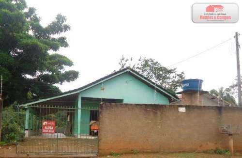 Casa, código 186 em Ariquemes, bairro Flores