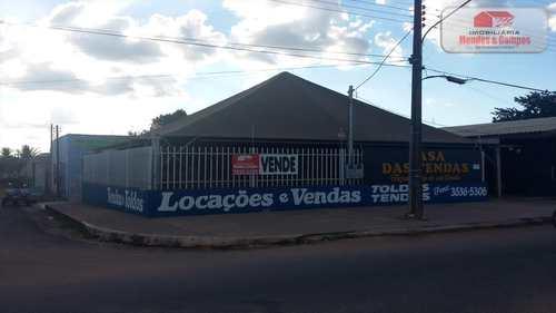 Galpão, código 159 em Ariquemes, bairro Setor 09