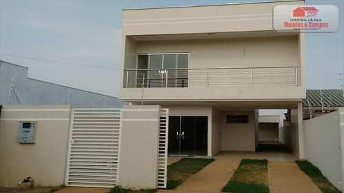 Casa, código 110 em Ariquemes, bairro Jardim Paraná