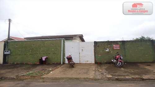Casa, código 89 em Ariquemes, bairro Setor 03