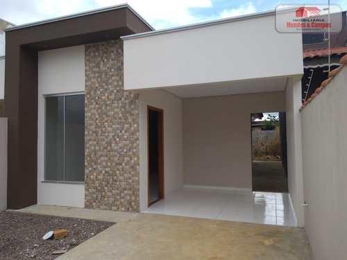 Casa, código 3105 em Ariquemes, bairro Jardim Paraná