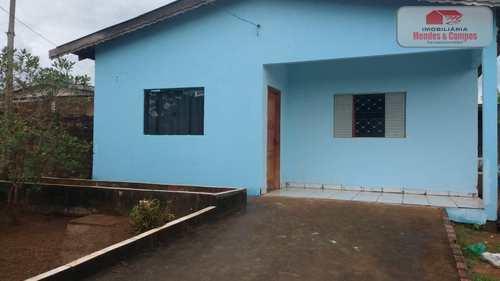 Casa, código 3107 em Ariquemes, bairro Setor 02