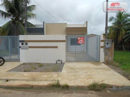 Casa, código 3110 em Ariquemes, bairro Bnh