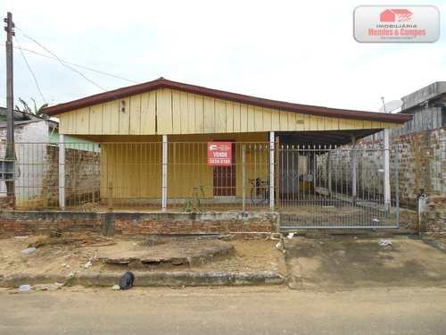 Casa, código 3111 em Ariquemes, bairro Colonial