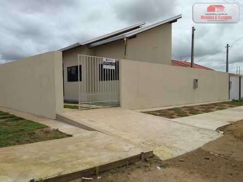 Casa, código 3135 em Ariquemes, bairro Jardim Paraná