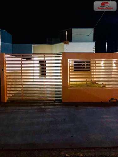 Casa, código 3146 em Ariquemes, bairro Jardim Paraná