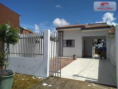 Casa, código 3178 em Ariquemes, bairro Jardim América