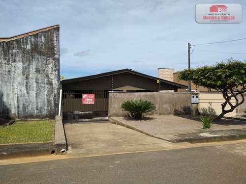 Casa, código 3218 em Ariquemes, bairro Jardim Jorge Teixeira