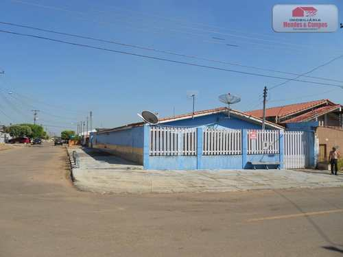 Casa, código 3262 em Ariquemes, bairro Bnh