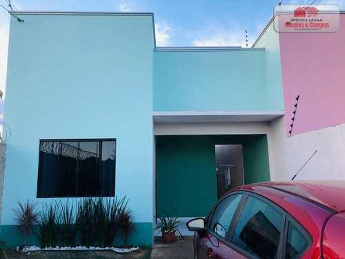 Casa, código 3287 em Ariquemes, bairro Jardim Paulista